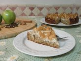 Easy Apple Coffee Cake recipe