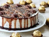 Ferrero Rocher Chocolate Cake recipe