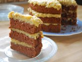 Gluten-Free German Chocolate Cake recipe