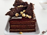 Hazelnut sponge cake recipe