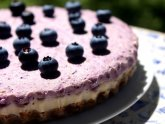 Healthy Blueberry Coffee Cake recipe