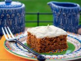 Low Carb Carrot Cake recipe