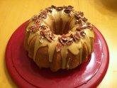 Praline Pound Cake recipe