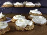 Recipe for Carrot Cake Cookies