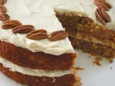 Recipe for Gluten Free Carrot Cake