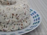 Recipe for white fruit cake