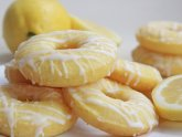Sour Cream Cake Donuts recipe