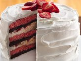Strawberry Cream Cake filling recipe