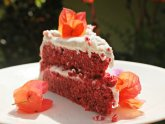 Vegan Red Velvet cake recipe