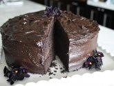 Zucchini Chocolate Cake recipe