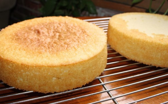 Cake Boss sponge cake Recipes