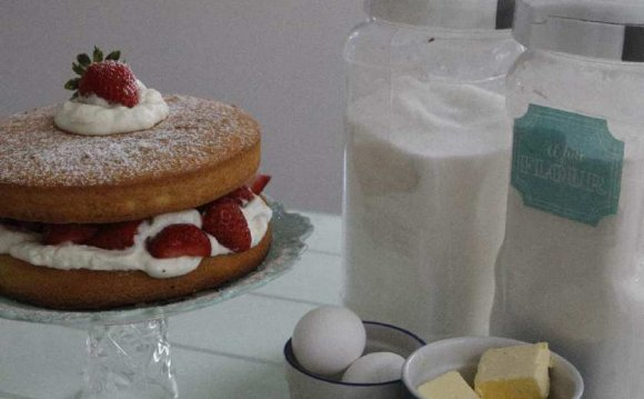 Victoria sponge cake Recipes
