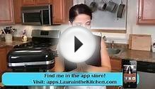 Angel food cake Recipe - Laura in the Kitchen
