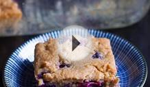 Blueberry Sour Cream Coffee Cake - blogs de cooking and