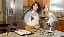 Chocolate Eclairs Recipe Demonstration - Joyofbaking.com