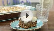 Easter Recipes - How to Make Carrot Pineapple Cake