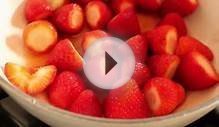 Food Wishes Recipes - Strawberry Sauce Recipe - Fresh