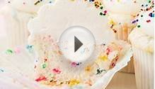 Funfetti Angel Food Cupcakes - Cooking Classy