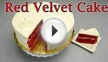 How to Make Red Velvet Cake: Red Velvet Cake Recipe by