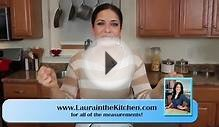 Italian Pound Cake Recipe - Laura Vitale - Laura in the