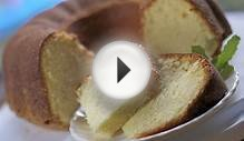 Moist Whipping Cream Pound Cake Recipe | Divas Can Cook