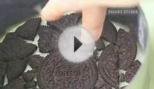 OREO CAKE ICE CREAM Recipe Eggless Cookies & Cream