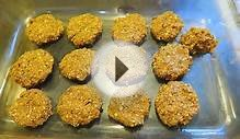 Raw carrot cake cookies! Easy high carb recipe. Can be