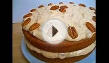Spice Cake Recipe With Cream Cheese Frosting