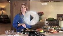 The Pioneer Woman Ree Drummond demonstrates her spring