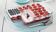 "Wave Your Flag ""Cake"" Recipe"