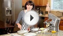 Yellow Butter Cake Recipe Demonstration - Joyofbaking.com